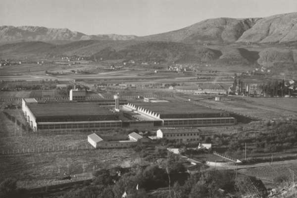 Foto: Tvornica Dalmatinka, Sinj / Hrčak
