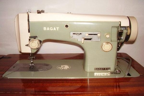 Foto: Bagatova Šivača mašina