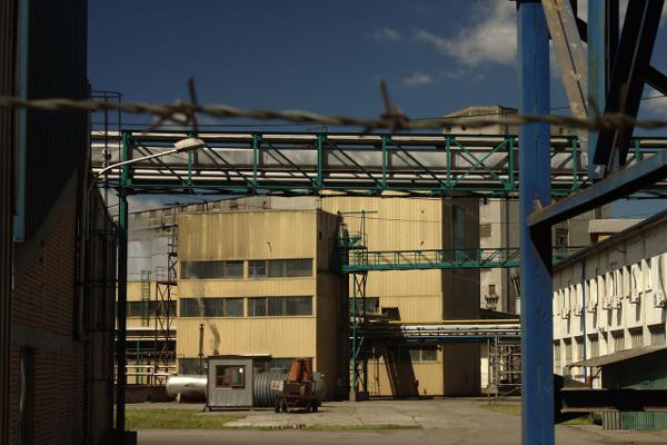 Foto: Wikipedia / Fabrika na rubu Zrenjanina