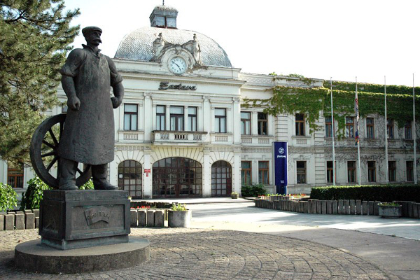 Foto: Wikipedija / Kragujevačka topolivnica