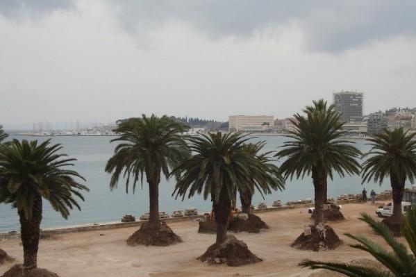 Split – proturječja turističke transformacije