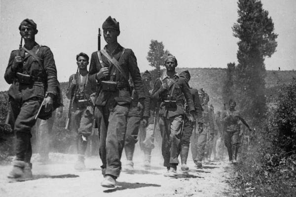 Tko je ustao 27. jula 1941. i protiv koga?