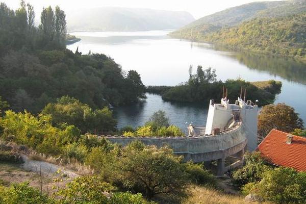 Foto: Hidroelektrana Roški slap / Wikipedija