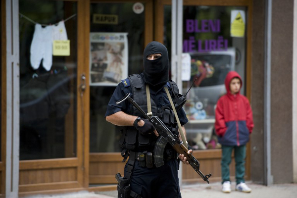 Foto: AFP / Armend Nimani / Antiislamistička racija na Kosovu