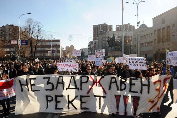 """Novi udar na makedonske """"honorarce"""""""