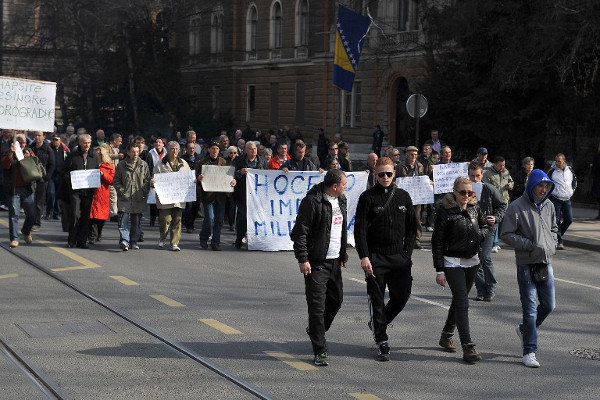 Bitka za nasljeđe socijalnog bunta u BiH