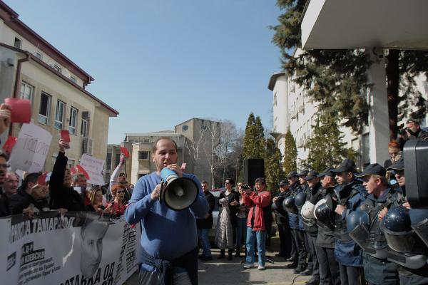 Protesti za smjenu makedonskog ministra zdravlja