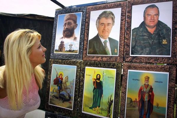 Foto: AFP / Prijedor, 2005.