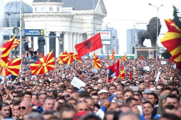 Volja naroda na ulicama