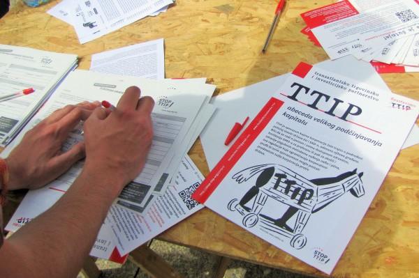 HR Vlada ne zna mora li TTIP na ratifikaciju u Sabor