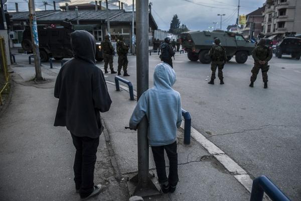 Makedonija: demokratski protesti i vanredno stanje