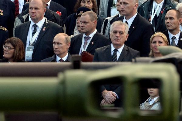 Foto: AFP / Vasilij Maksimov