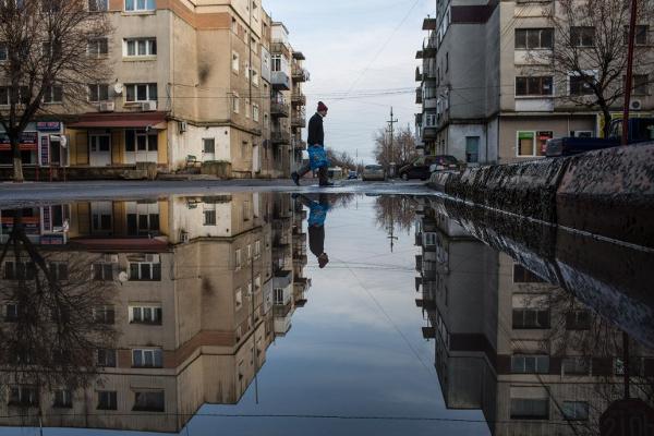 Foto: AFP / Andrei Pungovschi