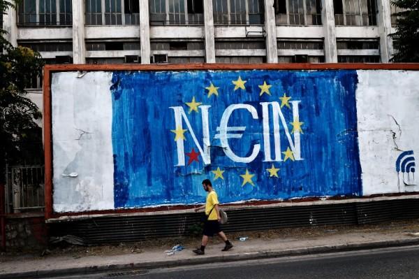 Foto: AFP / Aris Messinis