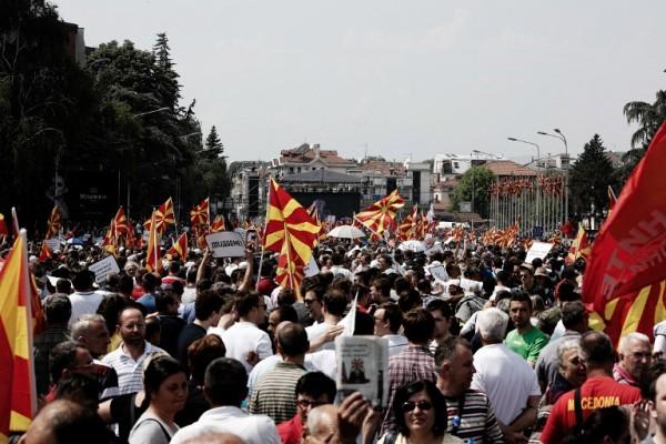 Borba koja određuje budućnost Makedonije