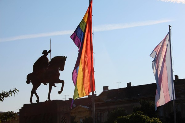 Foto: Dora Bilandžić / Zagreb Pride
