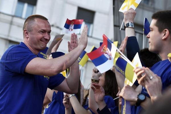 """Nepopustljiva kriza """"političkog inkubatora Srbije"""""""