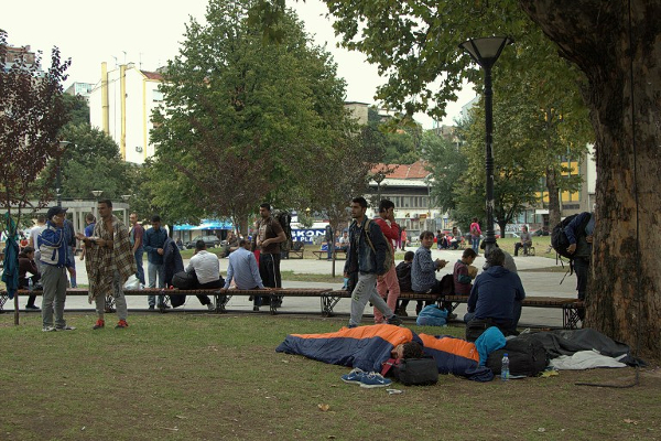 """Evropske ambicije u """"izbegličkom limbu"""""""