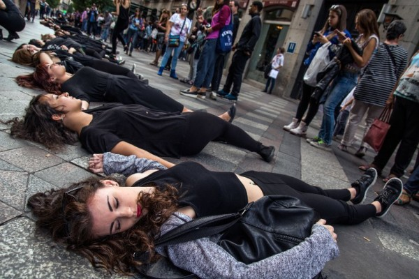 Foto: AFP / Citizenside / Marcos Del Mazo