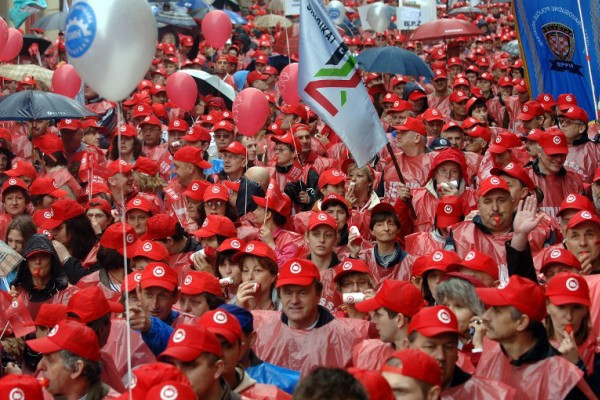 Hladna sindikalna jesen