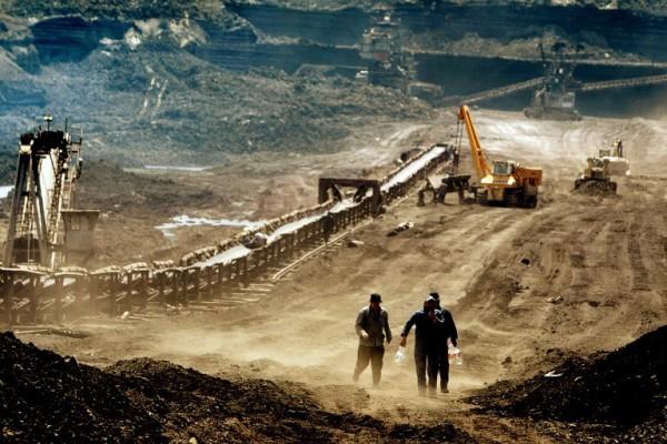Foto: AFP / Ermal Meta / otvoreni kop ugljena na Kosovu