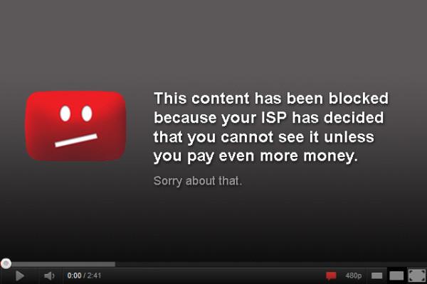 Neutralnost interneta: što se to mene tiče?