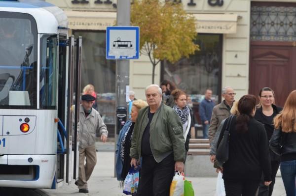 Foto: AFP / NurPhoto / Alen Gurović / Dnevni život Osijeka