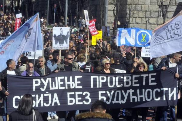 Kakav sindikalizam u Srbiji?