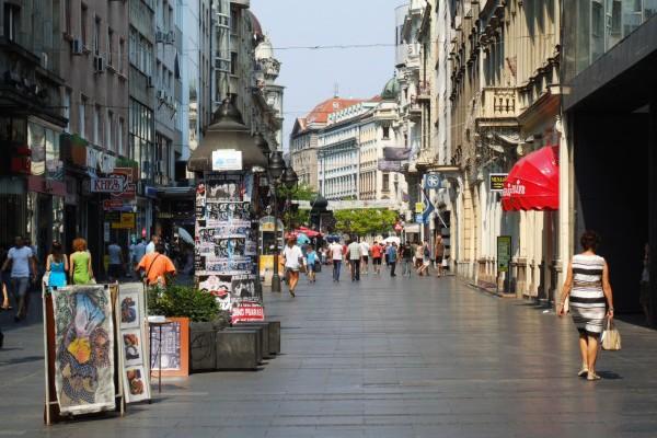 Foto: Wikipedia / Marcin Szala / Knez Mihajlova ulica
