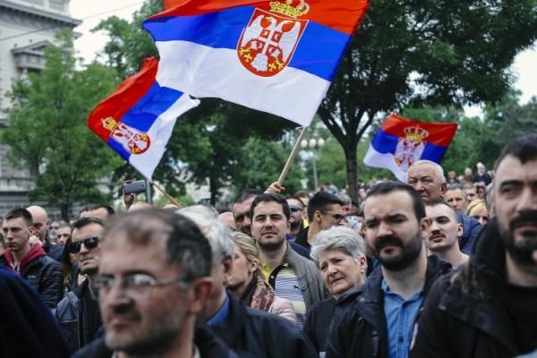 Foto: AFP / Aleksa Stankovič