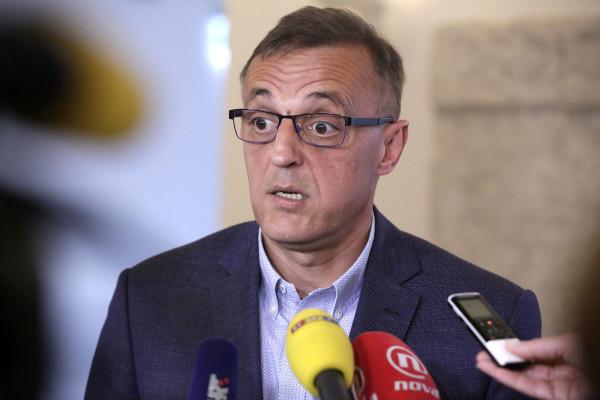 Foto: HINA / Denis Cerić / TIhomir Jakovina, bivši ministar poljoprivrede