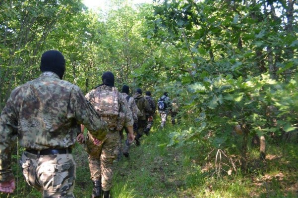 Foto: Paravojne skupine