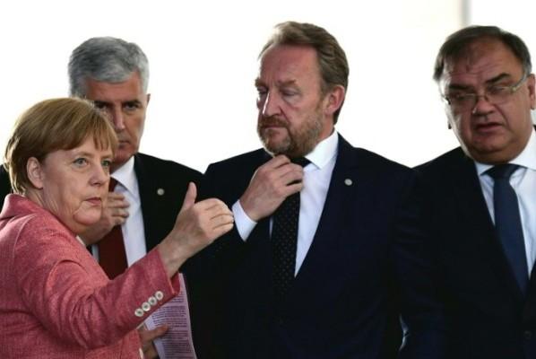 Foto: AFP / John MacDougall