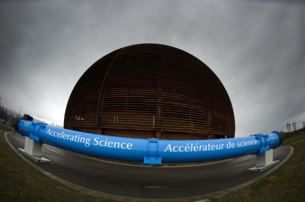 Foto: AFP / Fabrice Coffrini / CERN, Ženeva