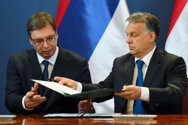 Vučić i Orbán: ortakluk po evropskim pravilima