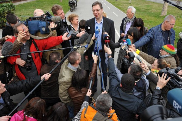 Srpska medijska scena: nastanak partijsko-tržišnog modela