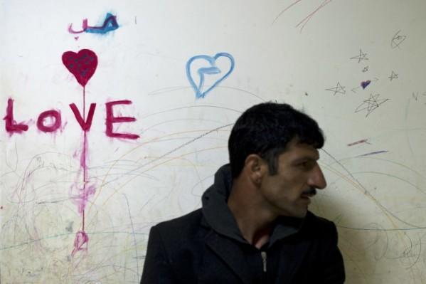 Foto: AFP / Nikolaj Dojčinov / Harmanli kamp na jugu Bugarske