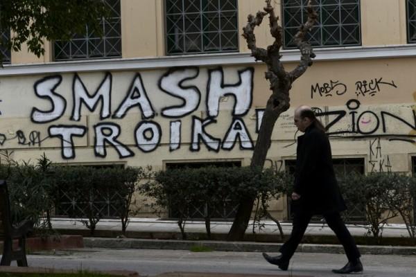 Foto: AFP / Aris Mesinis