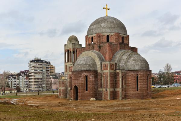 """Što sa """"srpskom crkvom"""" u Prištini?"""