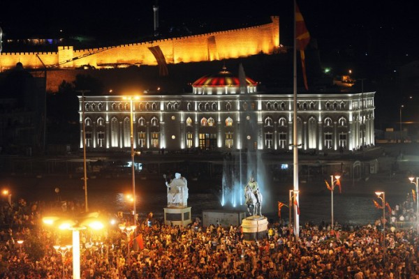 Specijalno tužiteljstvo zaplijenilo sve dokumente o projektu Skopje 2014