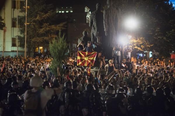 Diskretni šarm izbornih politika: Makedonska epizoda