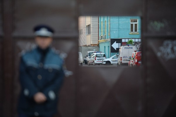 Foto: AFP / Daniel Mihailescu / Požar u klubu Colective