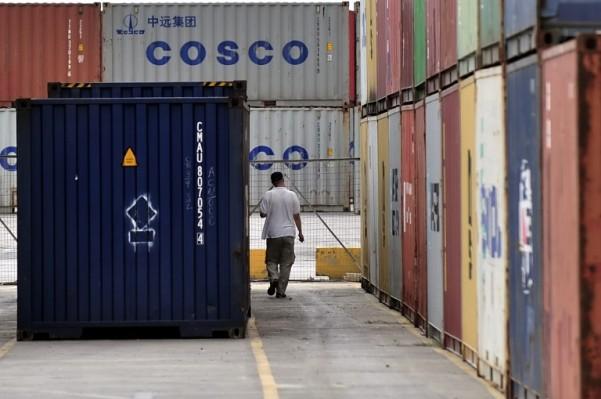 Foto: AFP / Aris Messinis / Dokovi grčke luke Pirej koncesionirani kineskoj kompaniji Cosco