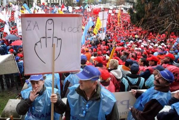 Pobjeda sindikata javnog sektora