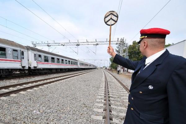 Foto: AFP / Elvis Barukčić / Vlakovođa HŽ-a