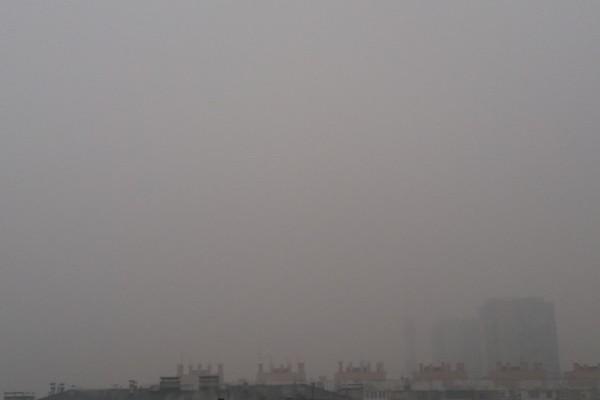 Epizoda uzbune: zagađenje zraka u BiH