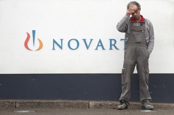 Foto: AFP / Sebastien Bozon / Novartisova zgrada u Baselu / Ilustracija