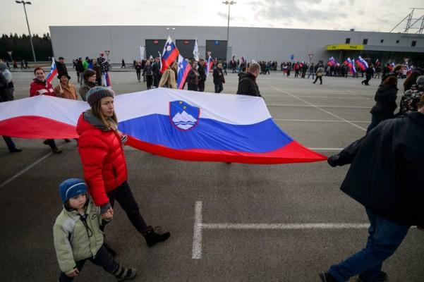 Foto: AFP / Jure Makovec