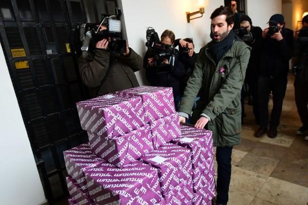 Foto: AFP / Attila Kisbenedek