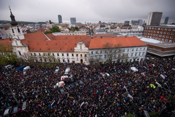 Foto: AFP / Vladimir Simicek